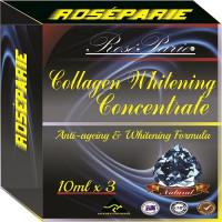 Collagen tươi nguyên chất giúp chống nhăn trị sạn da khô da giúp làm da trắng hồng mịn căng 3x10ml