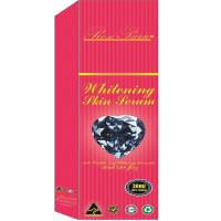 Whitening Serum tinh chất trắng da chiết xuất từ tinh chất ngọc trai giúp làm trắng trị đốm nâu, sạn da kho da cho bạn làn da trắng hồng mịn căng